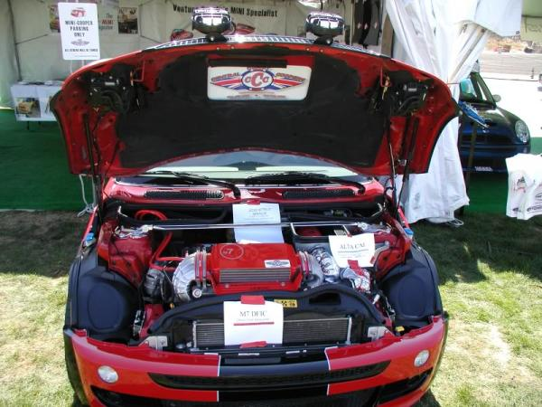 2005 Mini Cooper S Under The Hood