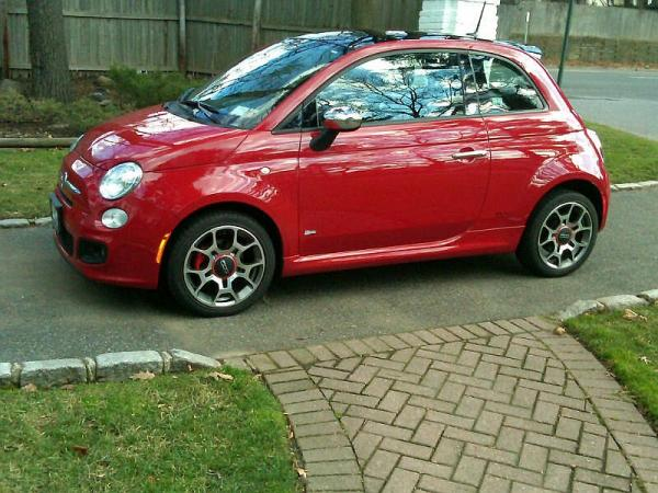 Sjmst 39 s garage fiat 500 prima edizione for Garage fiat 500