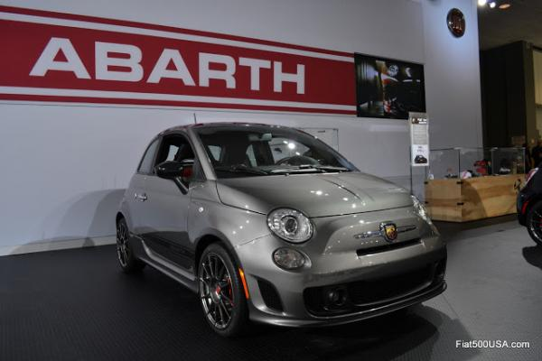 Fiat500usa 39 s garage fiat 500 abarth for Garage fiat 500