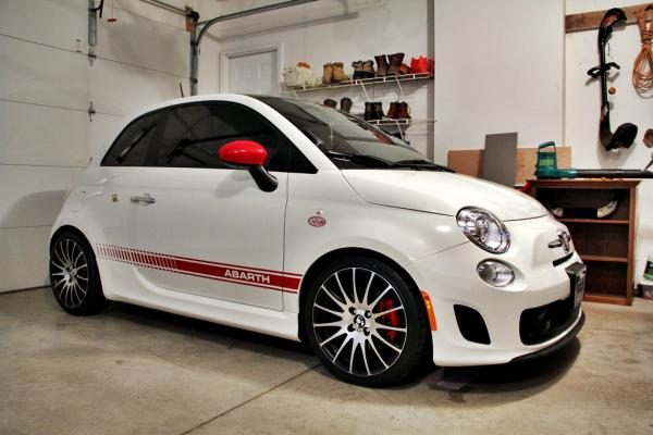 Comentry Floor Mats : 2015 Fiat 500 Abarth