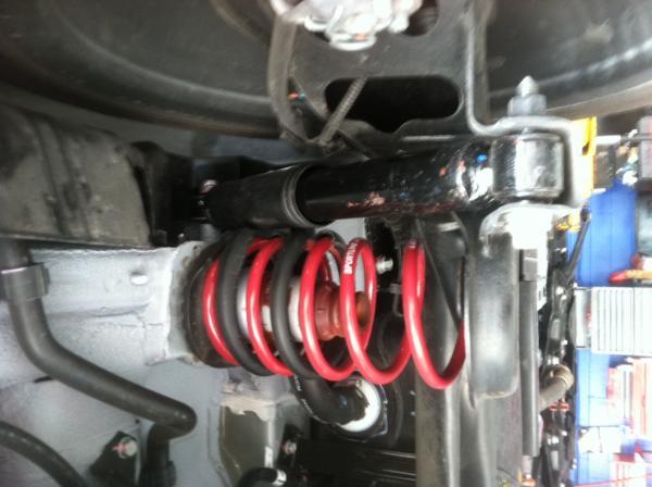 Mobile Tire Service >> 2012 Fiat 500 Sport Suspension