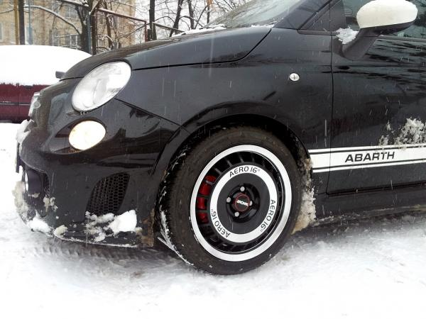 Fiat winter tires