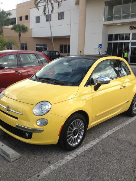 Nascarchick1439 39 s garage fiat 500 for Garage fiat 500