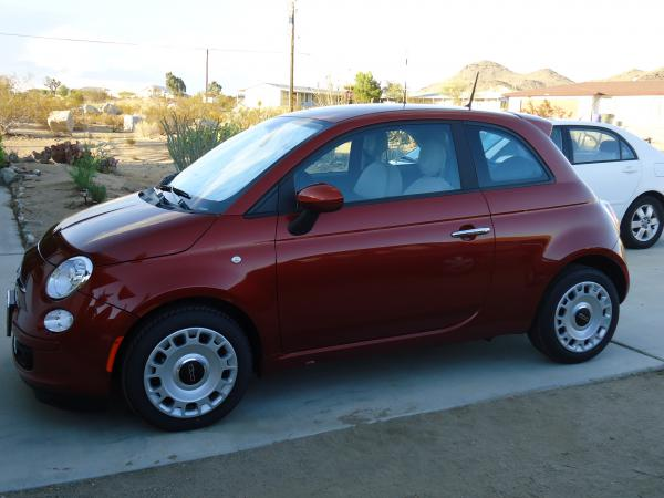 Edmetroman 39 s garage 2013 fiat 500 pop for Garage fiat 500