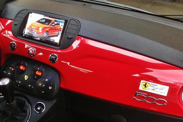 Mono98 S Garage Mini Ferrari